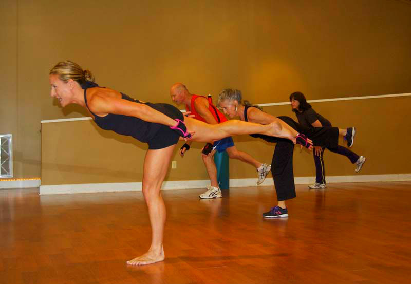 Pilates Mixed In