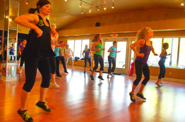 Zumba Gets You Moving!